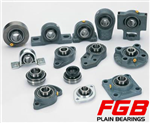 FGB pillow block bearing ucf206